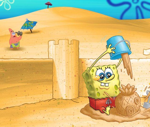 Spongebob Squarepants Spongebobs Summer Vacation