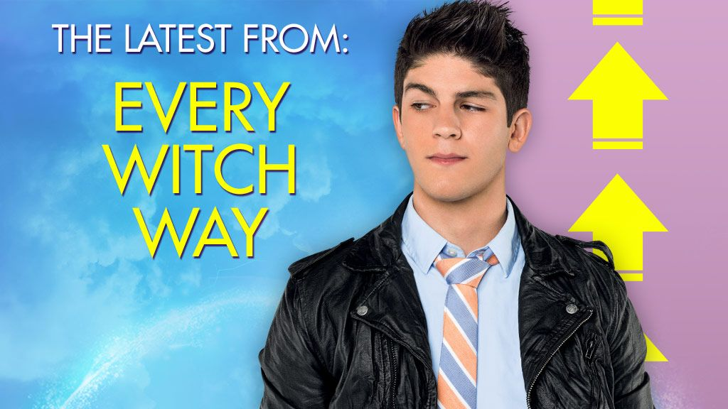 Every Witch Way Episodes  Watch Every Witch Way Online  Full Episodes and Clips  Nick Videos