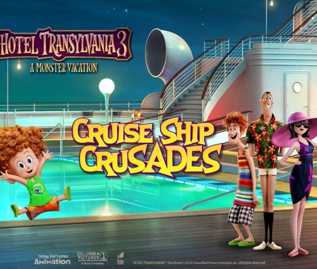 Cruise Ship Crusades