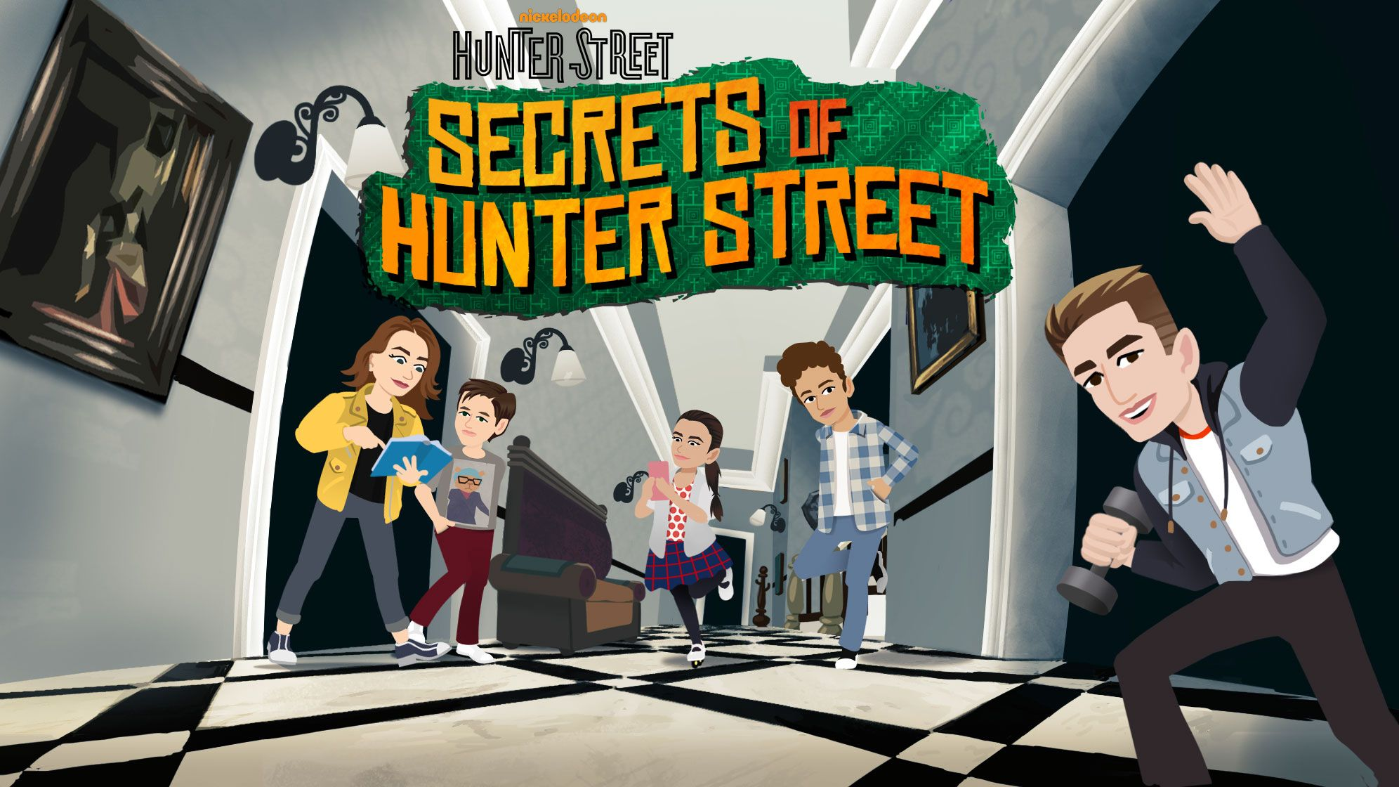 Secrets of Hunter Street