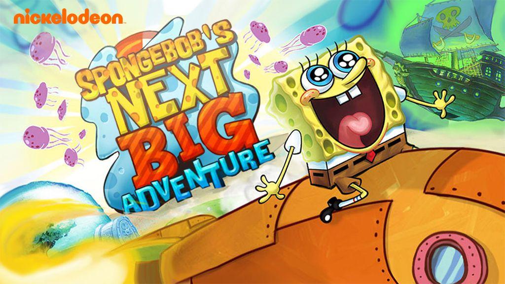 spongebob s next big
