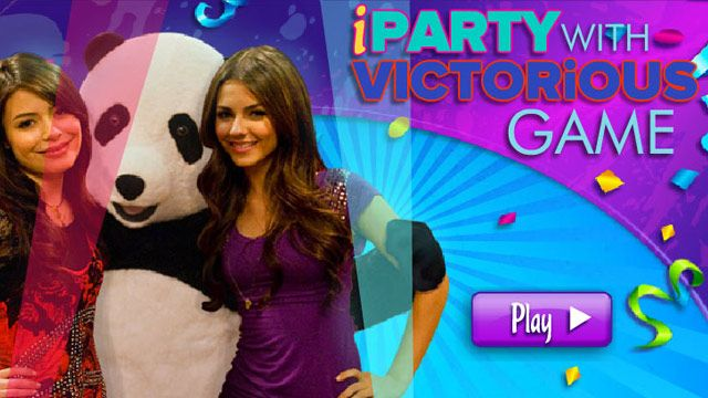 iCarly  iParty With Victorious  NickAsiacom