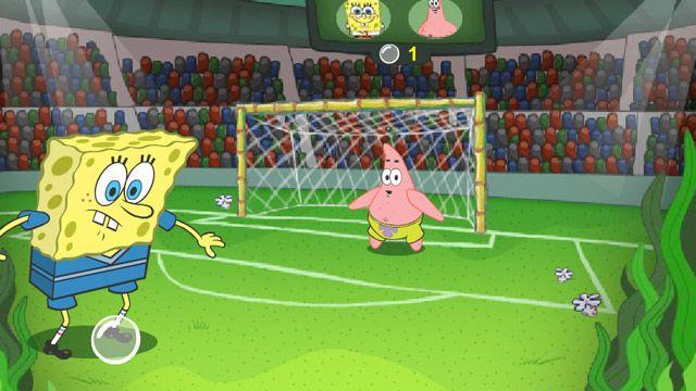 SpongeBob SquarePants  Bubble Football  NickAsiacom