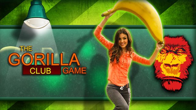 Victorious  The Gorilla Club Game  NickAsiacom