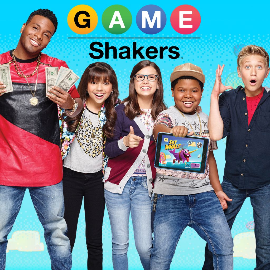 game shakers new episodes videos and games on nick