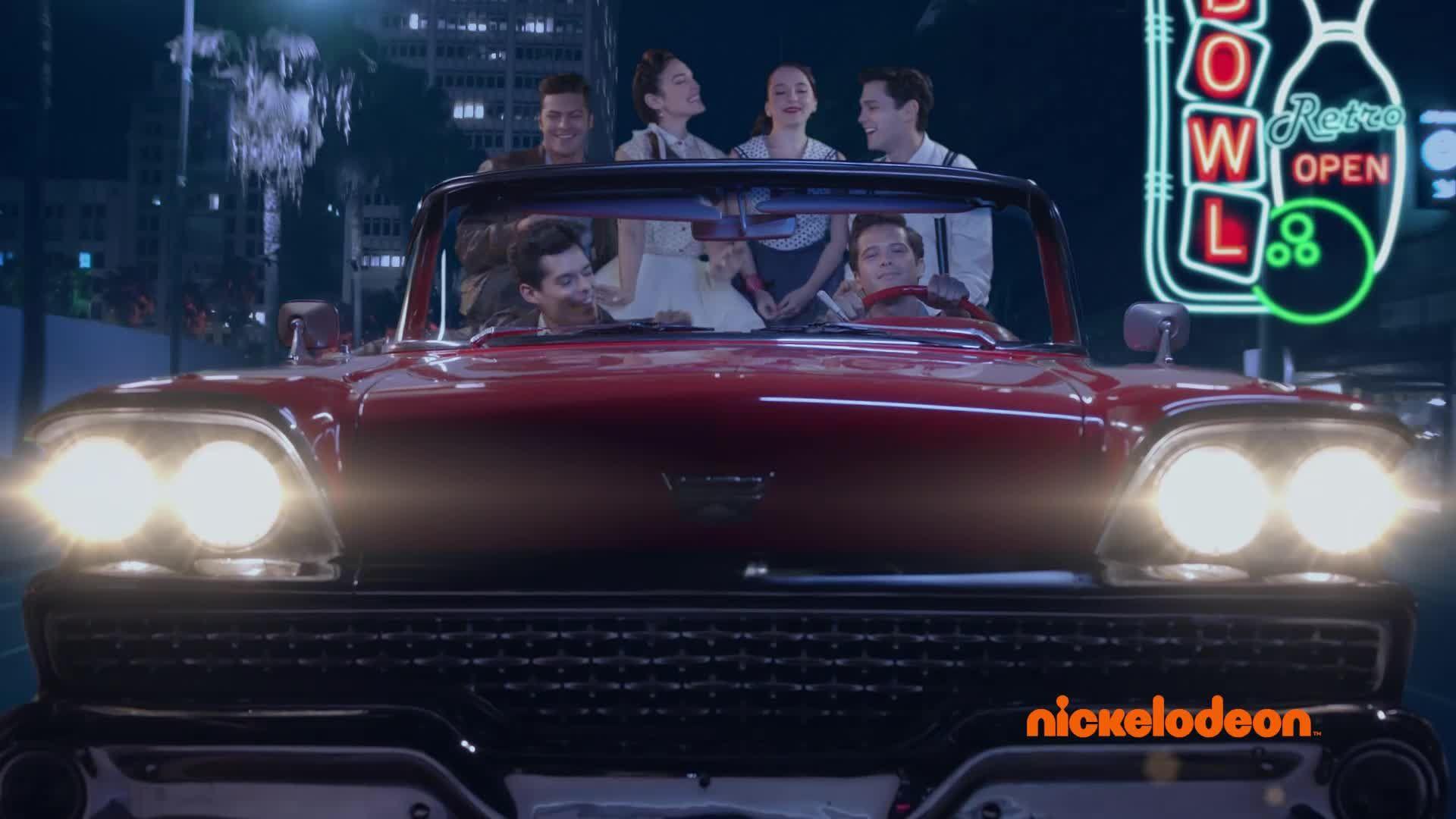 CLUB 57  Sries  Mundonickcom  Nickelodeon