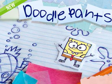 SpongeBob DoodlePants Promo Picture