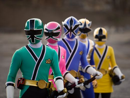 Don't celebrate too soon, trouble is always brewing in the Power Rangers' town.