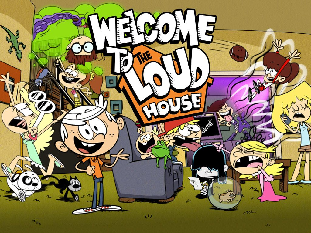 The Loud House Play Free Games Online Nick