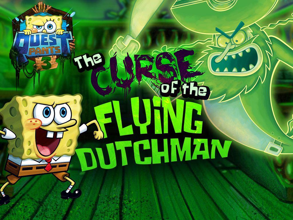 SpongeBob SquarePants Whats Your SpongeBob Halloween