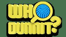 Hasil gambar untuk whodunnit logo