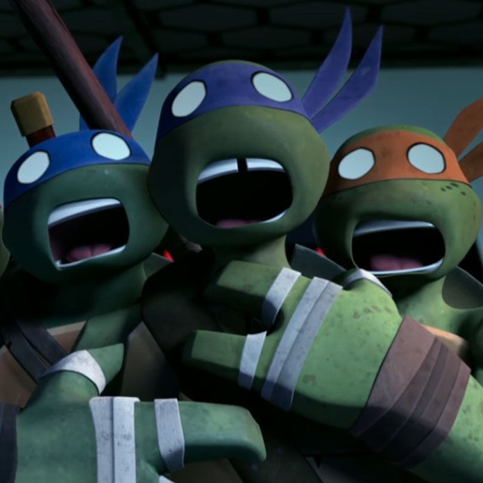Teenage Mutant Ninja Turtles Full Episodes Karais Vendetta Season 1 Episode 121