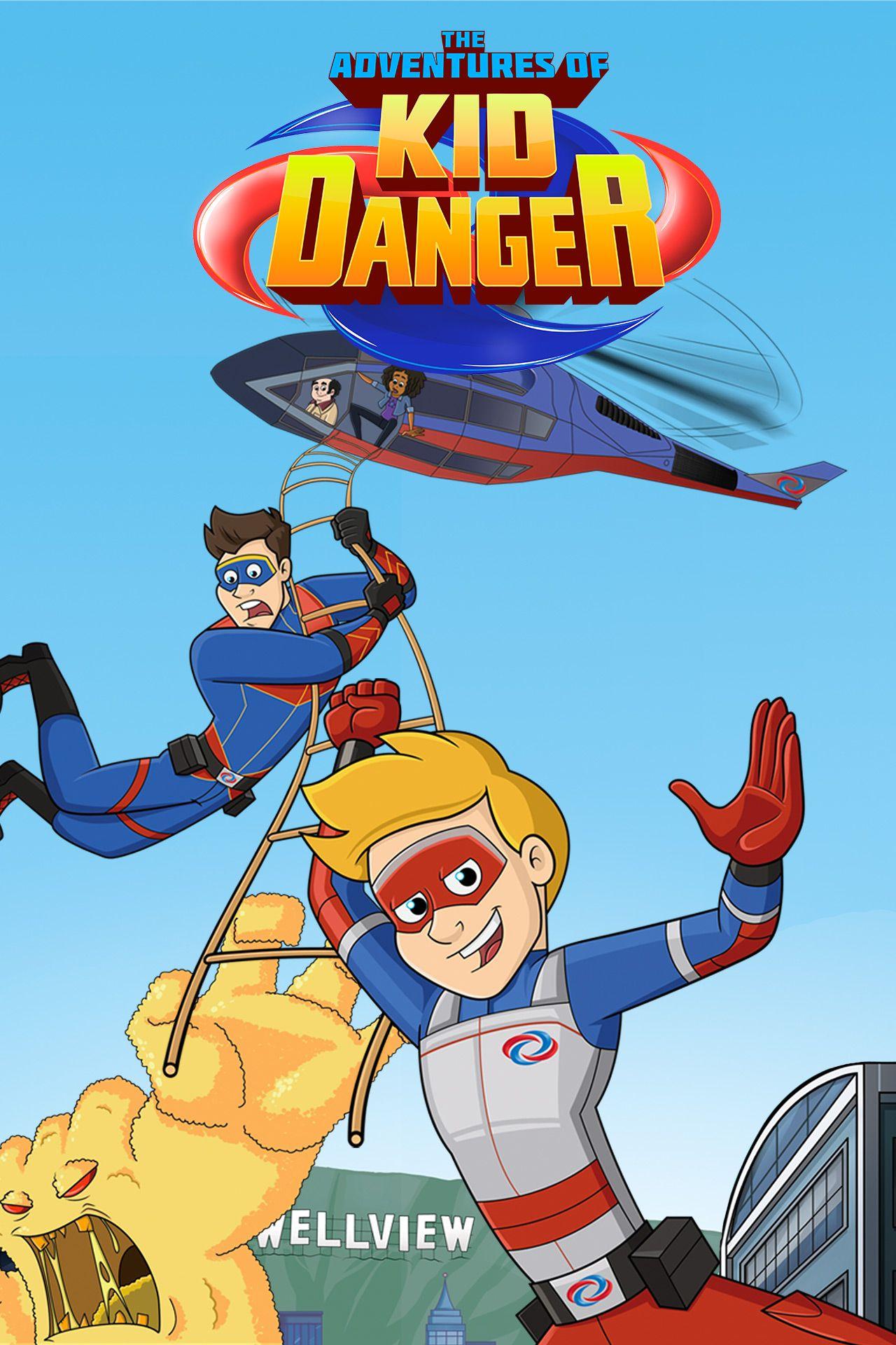 Brand New Henry Danger Full Episode : brand, henry, danger, episode, Adventures, Danger, Official, Series, Nickelodeon