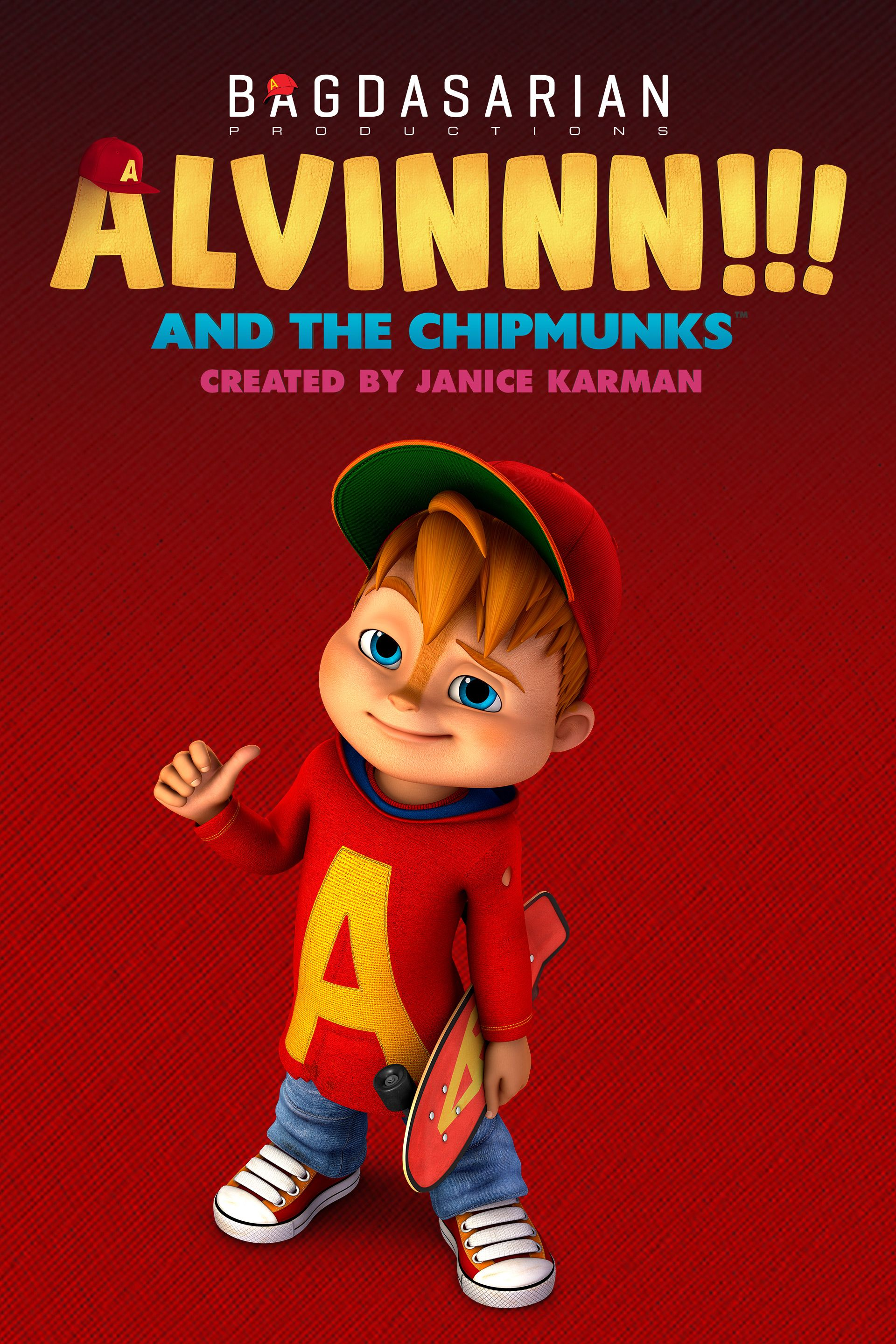 Ride Nickelodeon Full Episodes : nickelodeon, episodes, ALVINNN!!!, Chipmunks, Official, Series, Nickelodeon