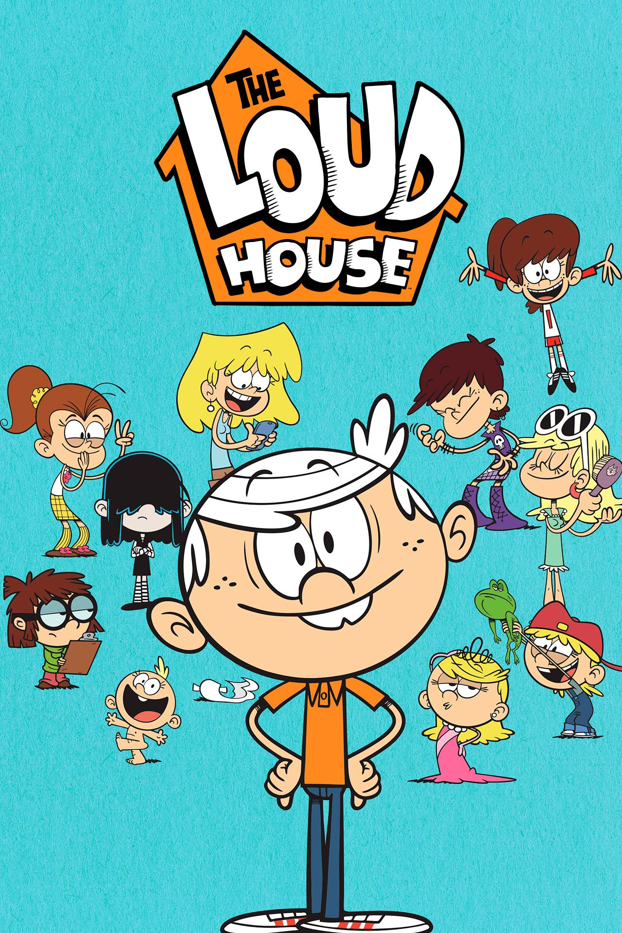 Loud House Games : house, games, House, Official, Series, Nickelodeon