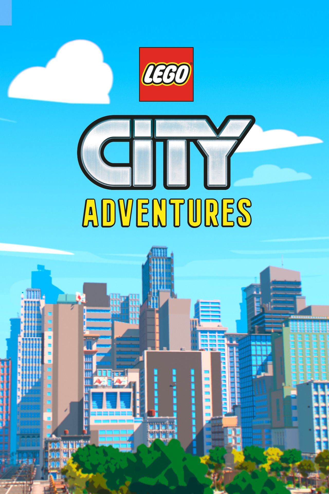 Lego City Adventures : adventures, Adventures, Official, Series, Nickelodeon