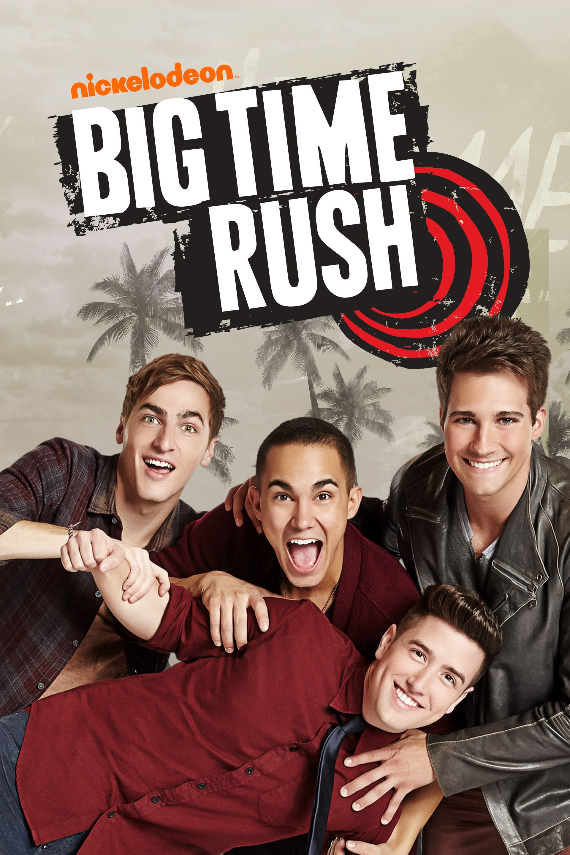 Big Time Rush Big Time : Official, Series, Nickelodeon