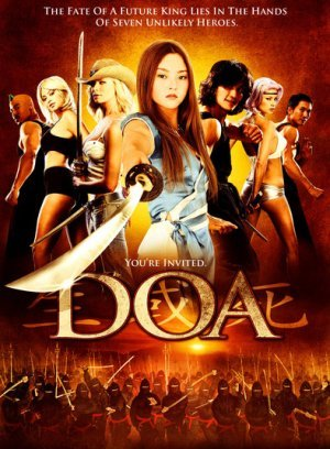 DOA promotional poster