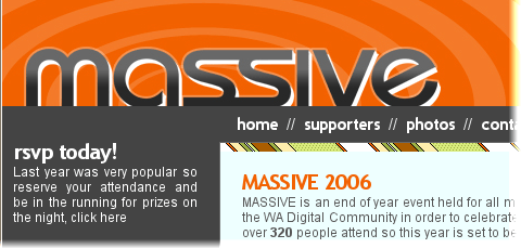 MASSIVE 2006