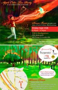 Art-Exhibition---ACTP-Web flyer