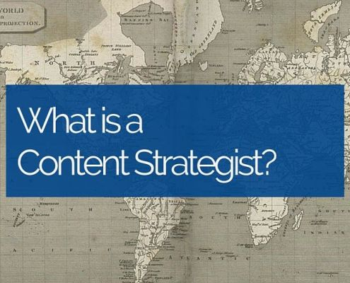 What is a Content Strategist