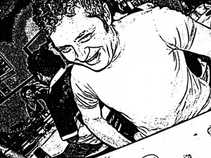 Black and White line Drawing Effect in Photoshop (or After