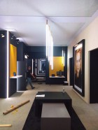 HP Lounge. Production set-up. Cannes Film Festival 2017.