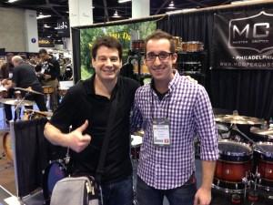 Nick Costa Johnny Rabb Drums