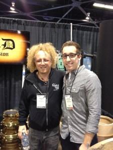 Jimmy Paxson Nick Costa Drums
