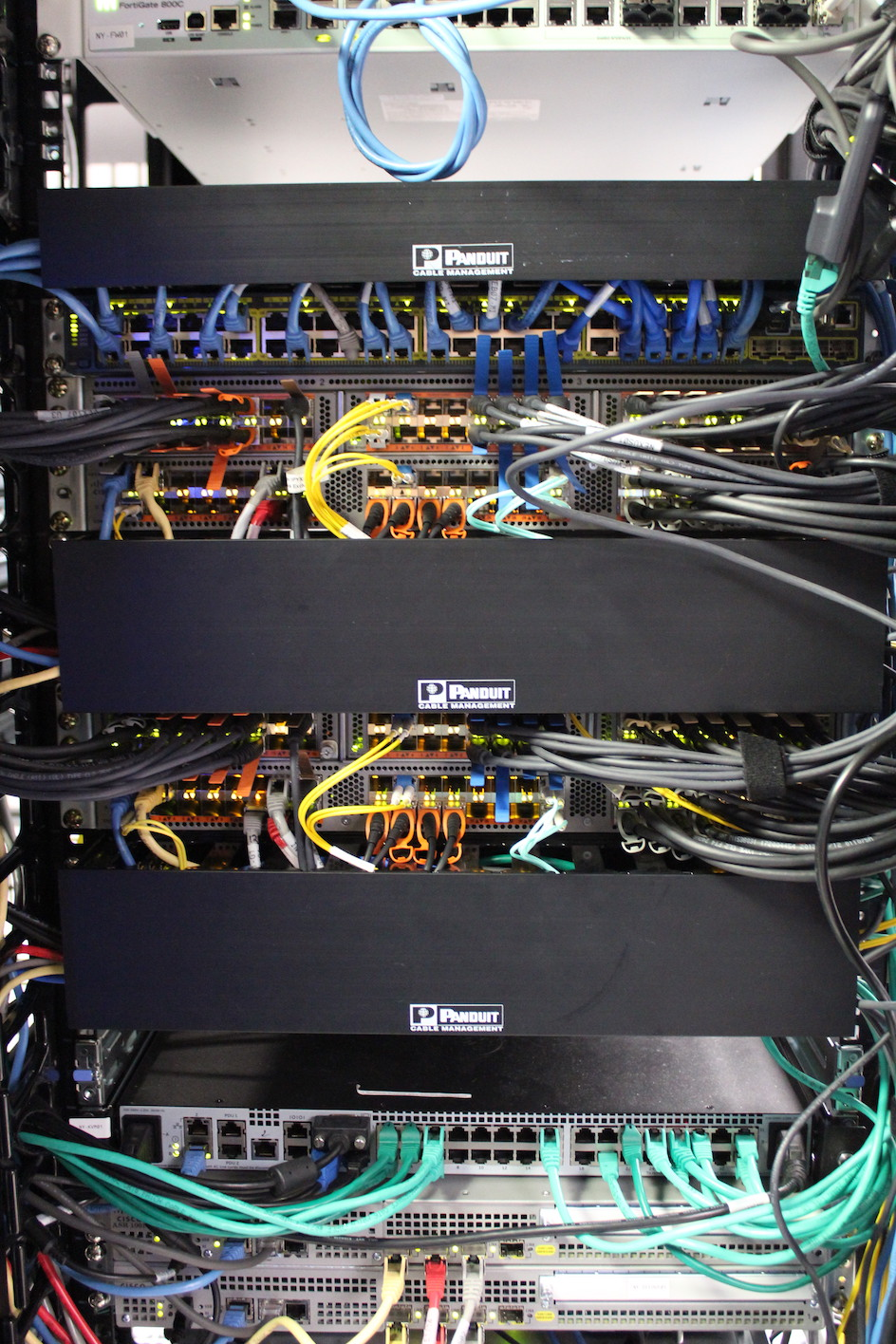 hight resolution of network