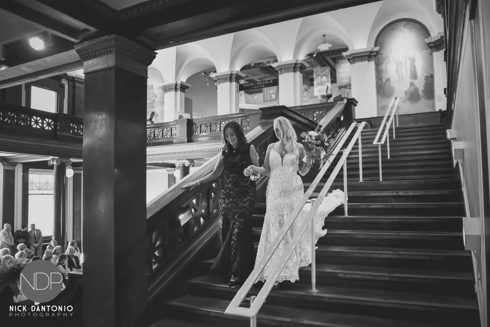 08-Buffalo History Museum Wedding