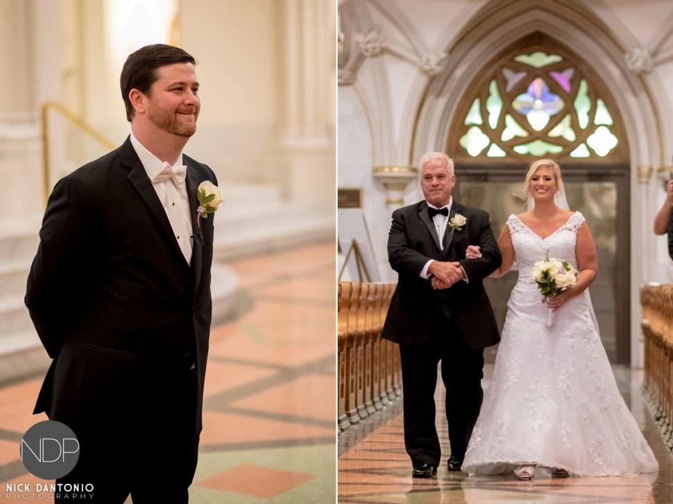 16-Buffalo St Joseph's Cathedral Wedding