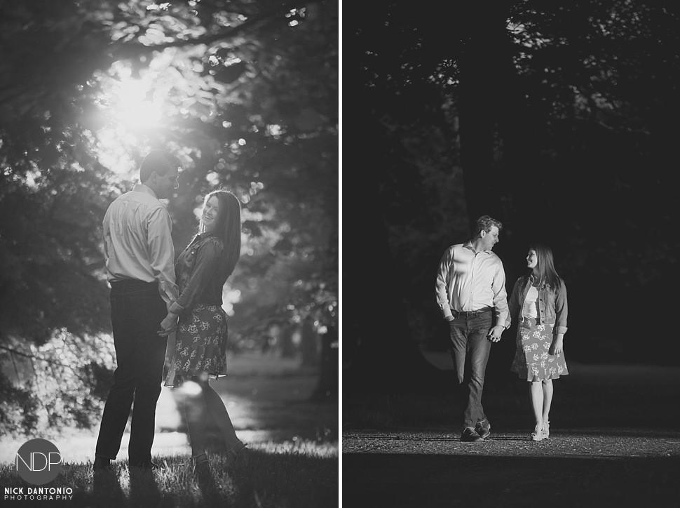 16-Delaware Park Engagement Photos