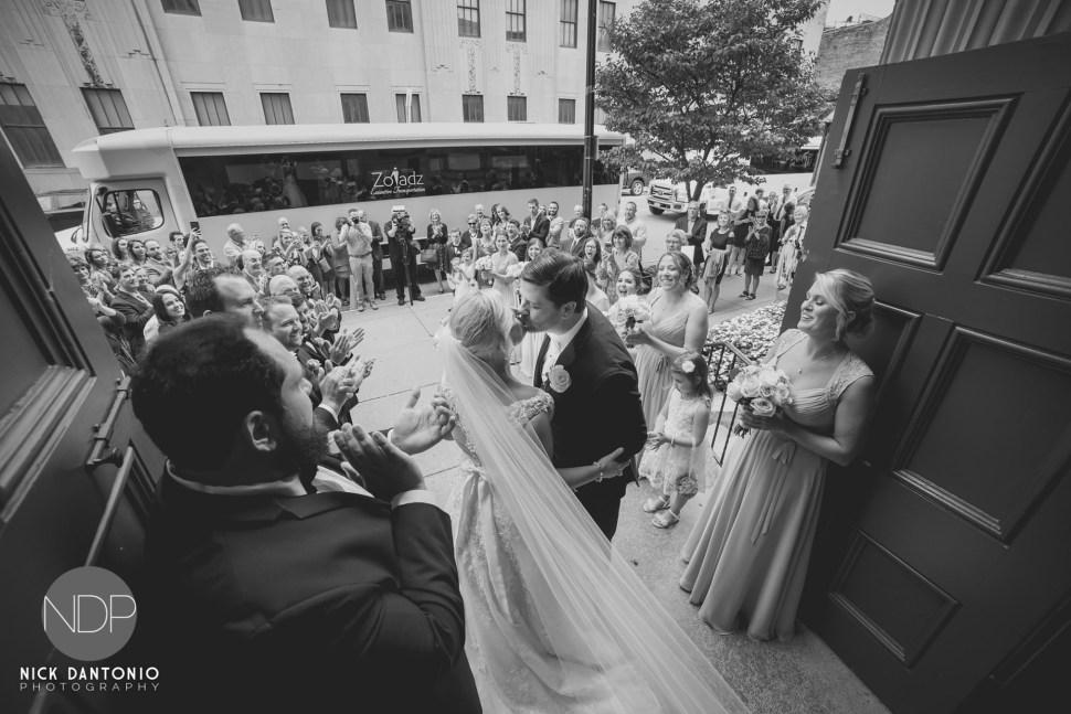 21-Buffalo St Joseph's Cathedral Wedding