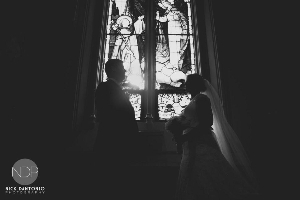 23-Buffalo St Joseph's Cathedral Wedding