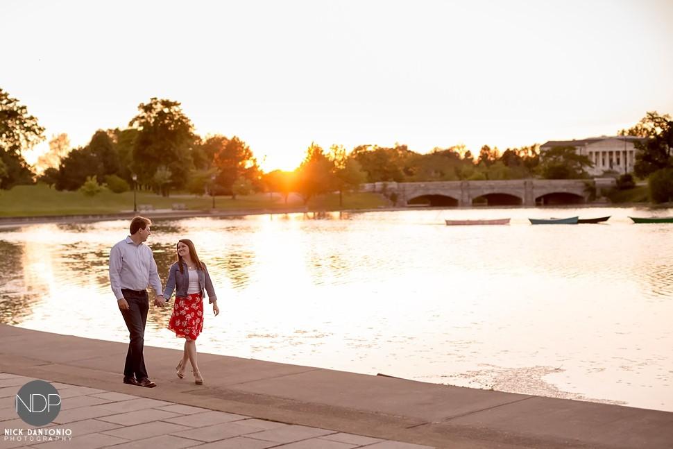 25-Hoyt Lake Engagement Photos