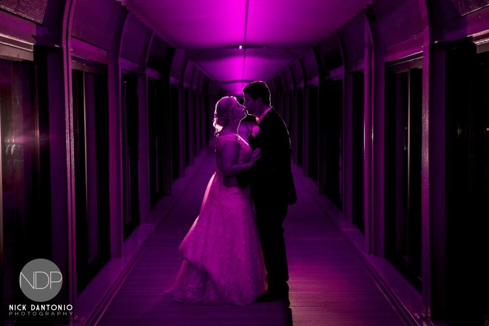 47-Buffalo Rich's Atrium Wedding Reception
