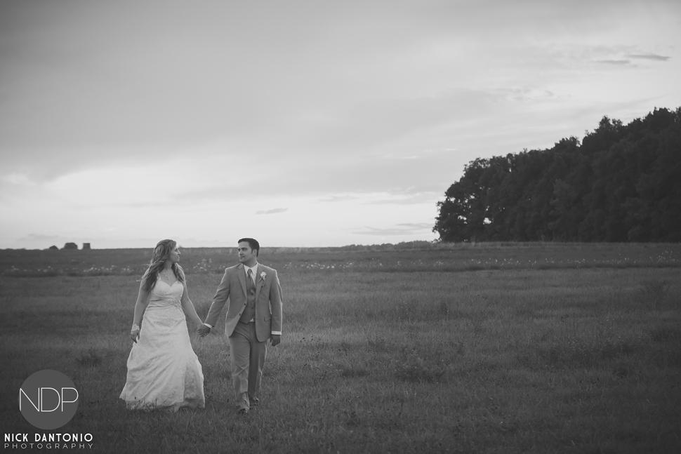 80-Becker Farms Sunset Wedding