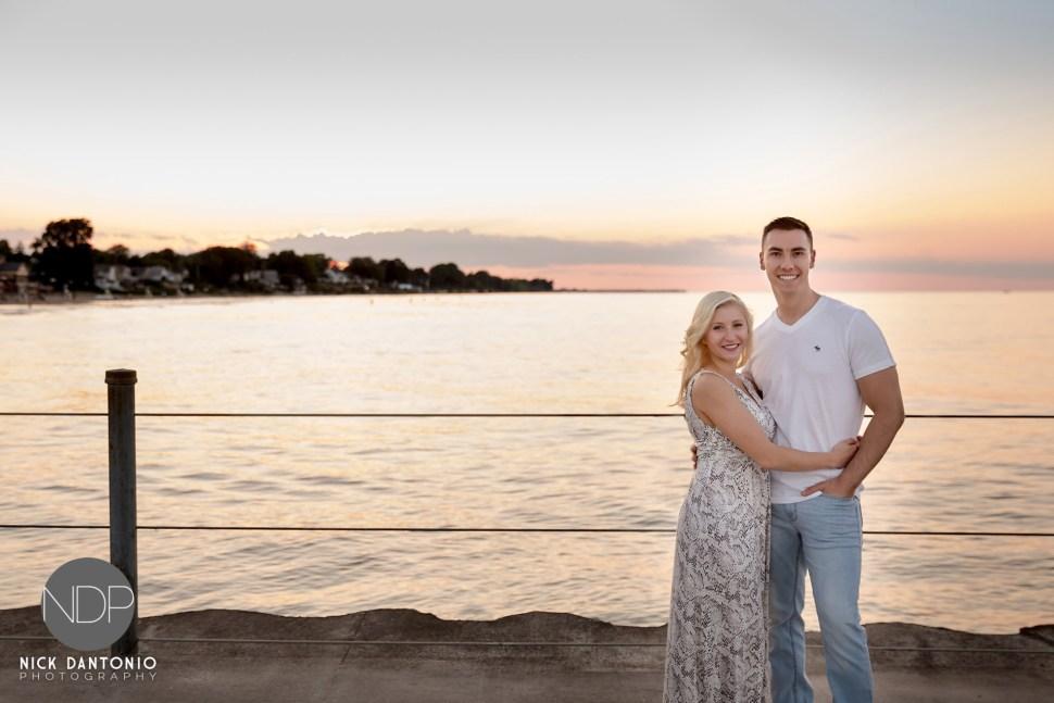 14a-Charlotte Beach Engagement