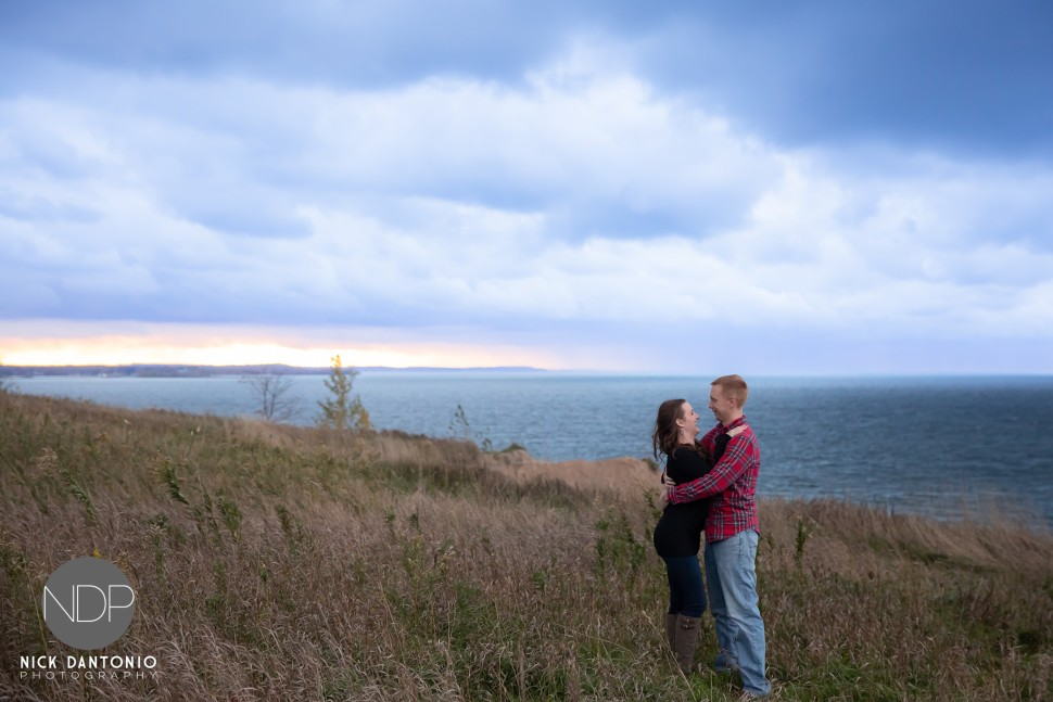5-McIntyre Bluffs Engagement Photos