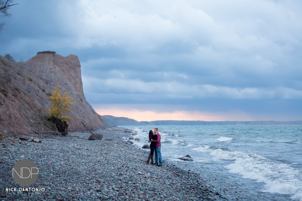 9-McIntyre Bluffs Engagement Photos