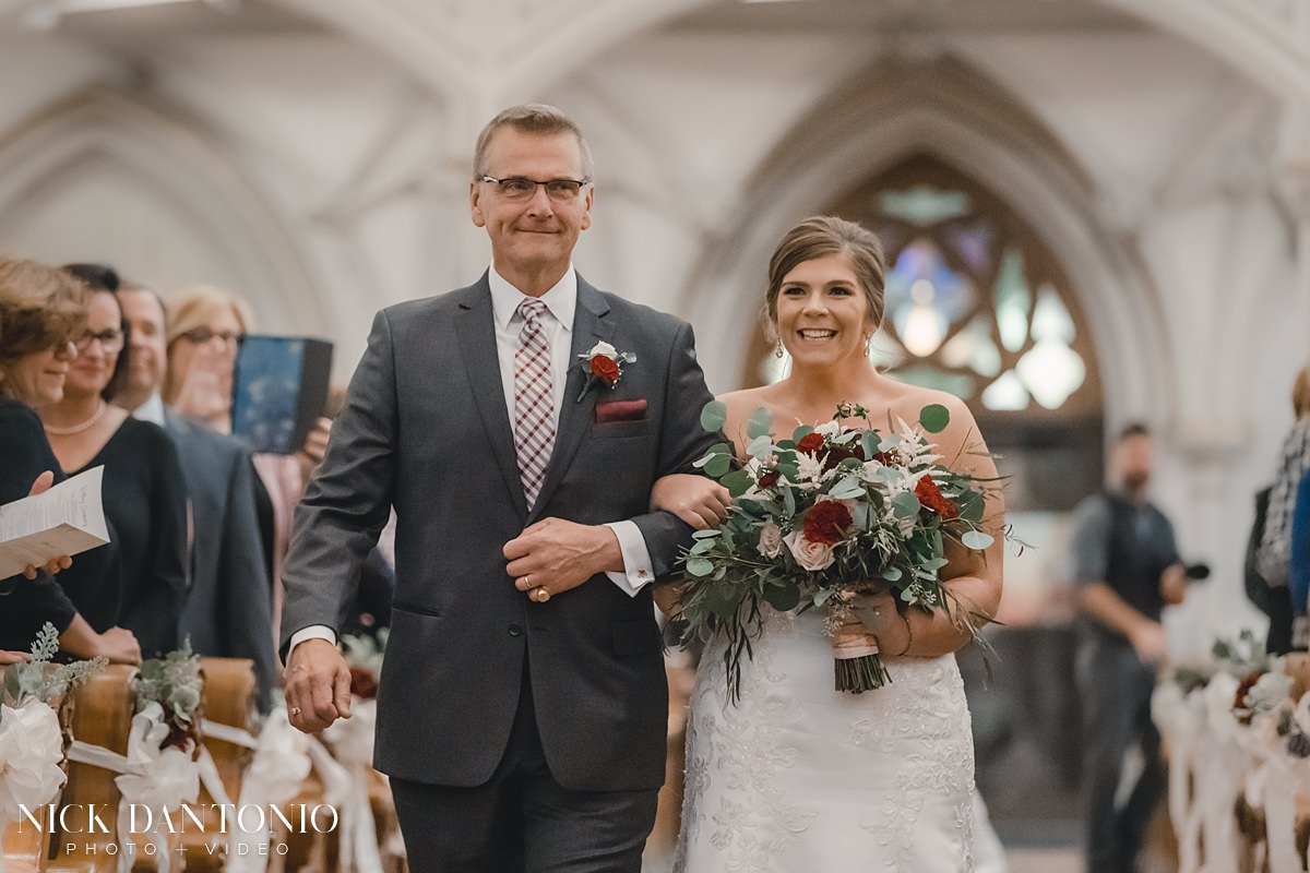 12-St Joseph Cathedral Wedding Ceremony