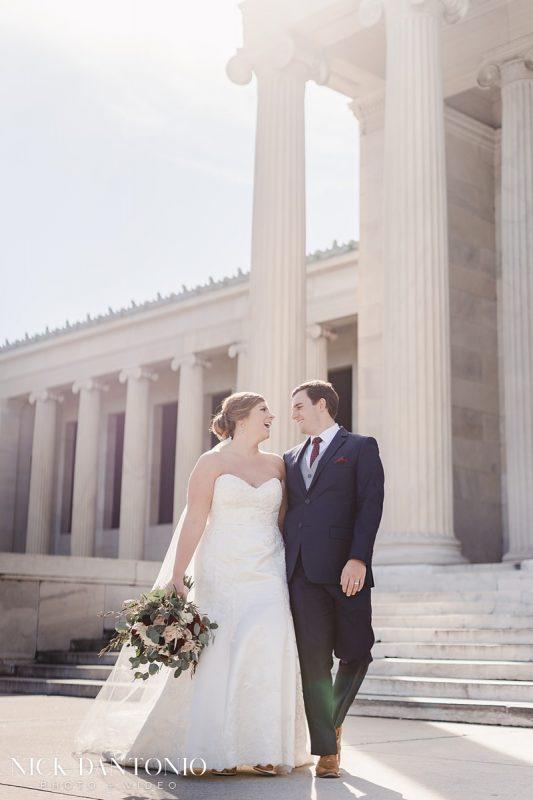 30-Albright Know Art Gallery Buffalo Wedding