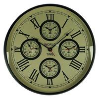 Часы настенные «World Time»