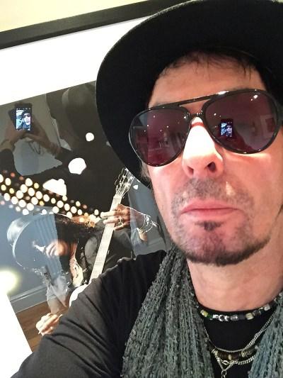 Nick Elliott - Selfie Project