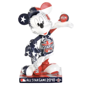 Mickey Mouse MLB All Star Statue/Statuette Collection