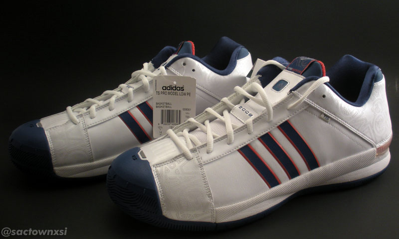 adidas TS Pro Model 2008 Gilbert Arenas PE PS Player Exclusive