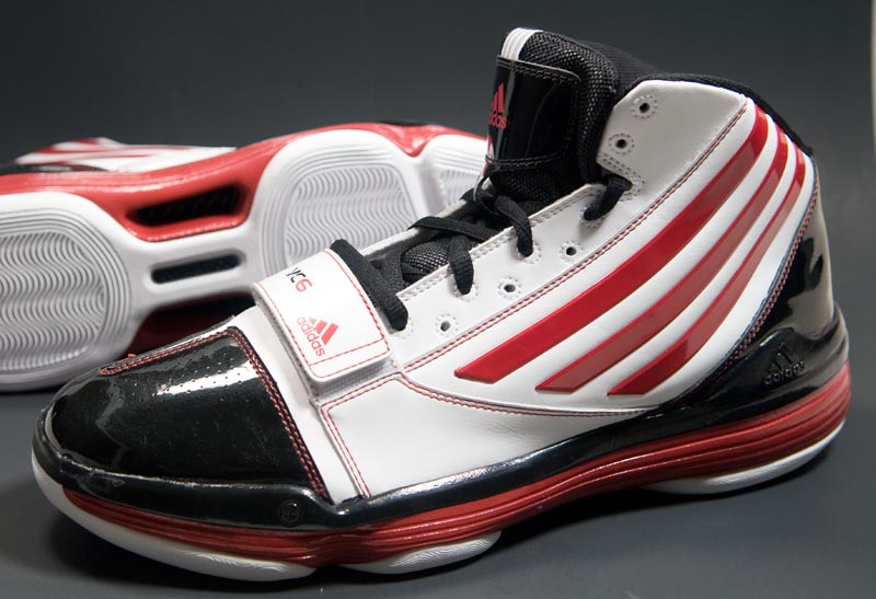adidas Player Exclusive: Mario Chalmers Young Guns MC6 Miami Heat Side