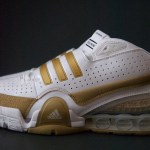 adidas Player Exclusives: Gilbert Arenas TS Bounce Commander White/Gold Sample