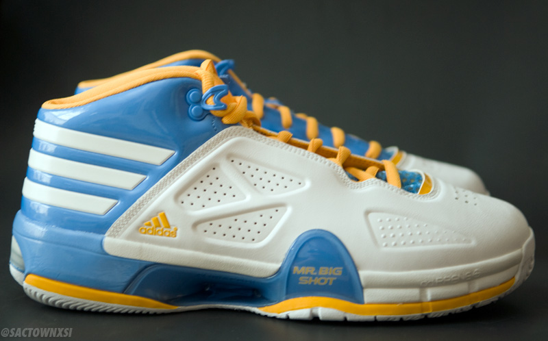"adidas Player Exclusives: Chauncey Billups TS Lightning Creator ""Mr. Big Shot"" Nuggets Home"